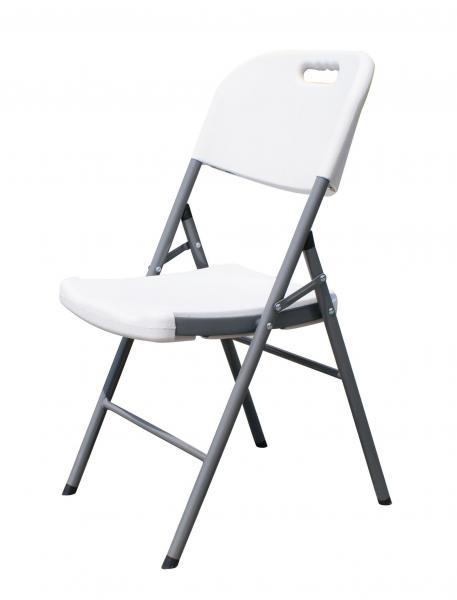 blow molding folding chair