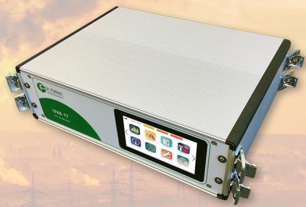 移動型高溫紫外煙氣分析儀UVA17HW m