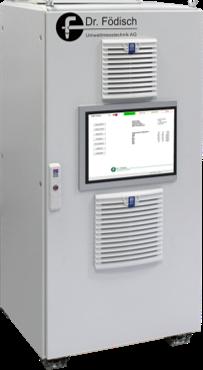 船舶烟气排放监测系统
