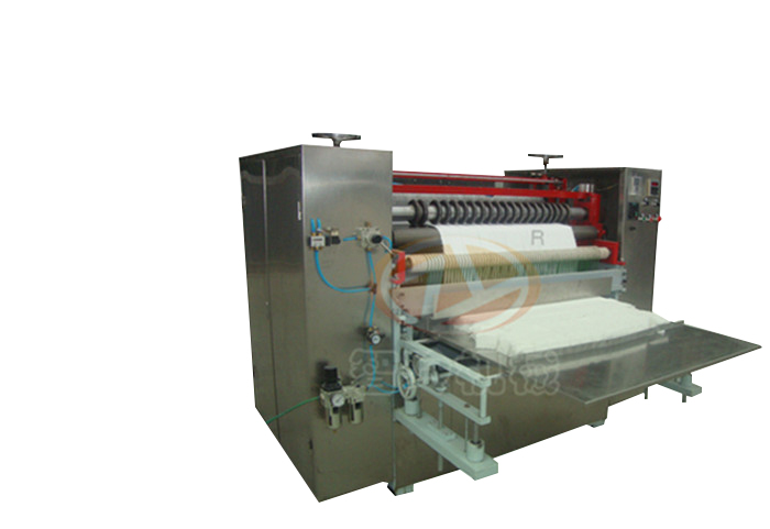 ZL-XF新型全自动吸水纸棉片机