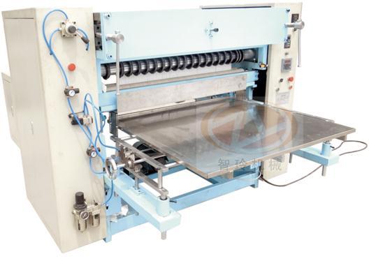 ZL-XF新型全自動多規格卸妝棉片機