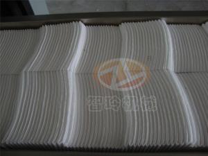 折叠干巾效果图