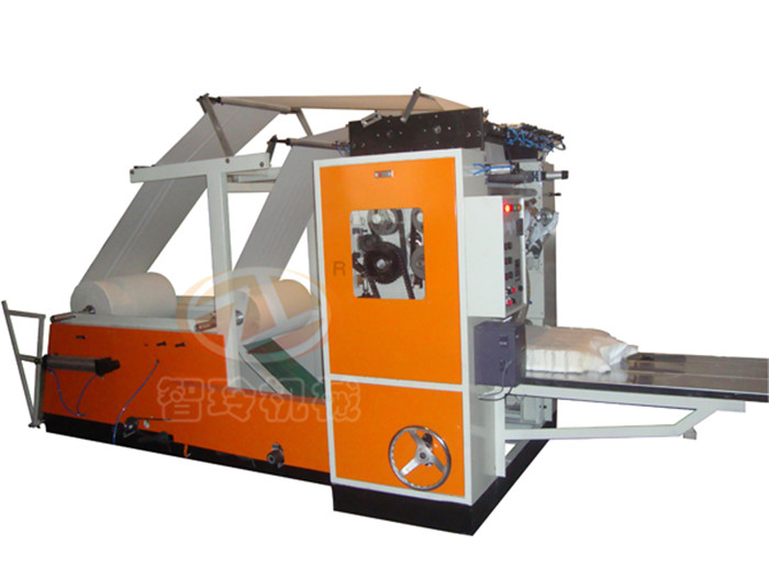 ZL-C200型全自動軟抽面巾紙折疊機