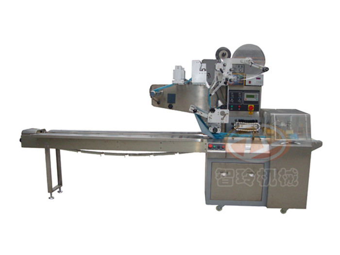 ZL-B350往復式全自動抽取式濕巾包裝機