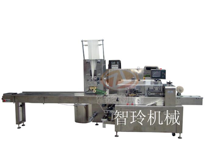 ZL-D100A多功能单片湿巾包装机