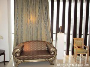 窗帘沙发布