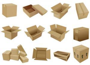 服装包装纸箱