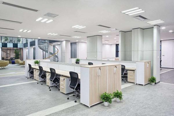 1000方办公室改造