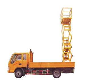 车载式高空作业平台2