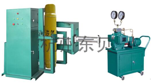 DB-LAS-1液氯液氨氣瓶水壓試驗機