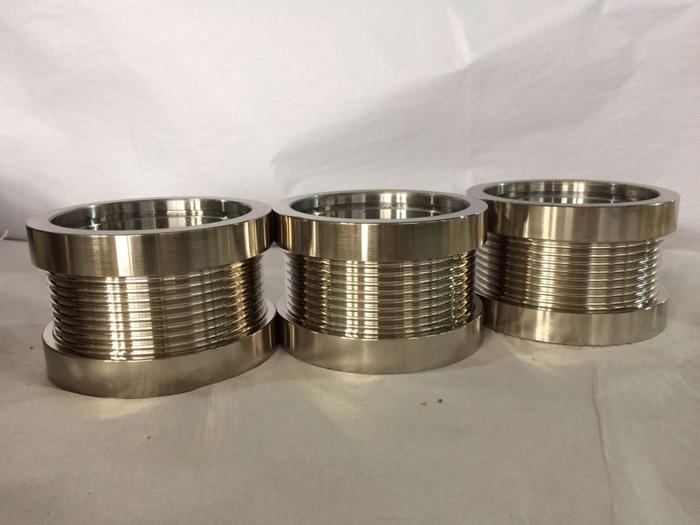 合金钢镀镍(电梯配件)