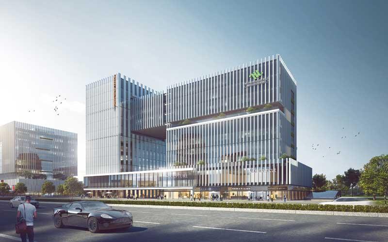 杨家经济合作社10%留用地项目