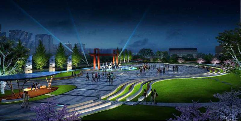 六横一心三湖十园中央行政项目设计、采购及施工总承包项目