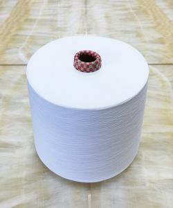 人棉纱30s (紧密纺)