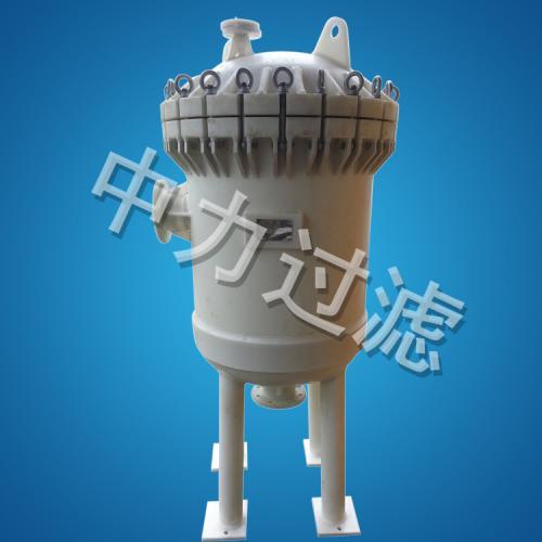 硫酸過濾器多袋