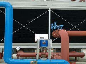 用于冷卻塔溫控系統溫度控制工況