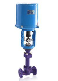 DLSW電動波紋管密封小口徑單座調節閥