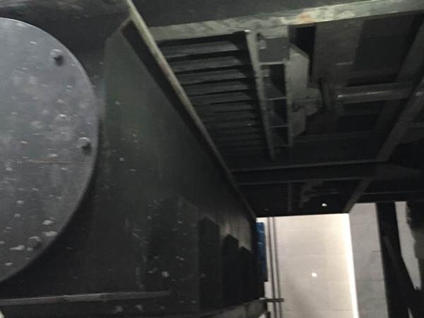 滑架下料输送螺旋