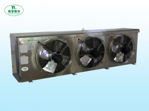 Carbon dioxide stainless steel cooling fan