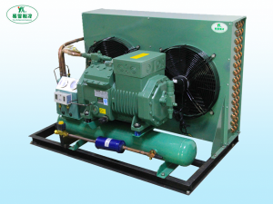 air-cooled condensing unit