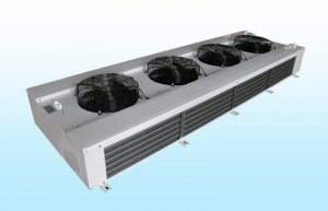 Two side air cooling fan