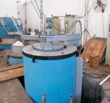 RQ3系列井式气体渗碳炉