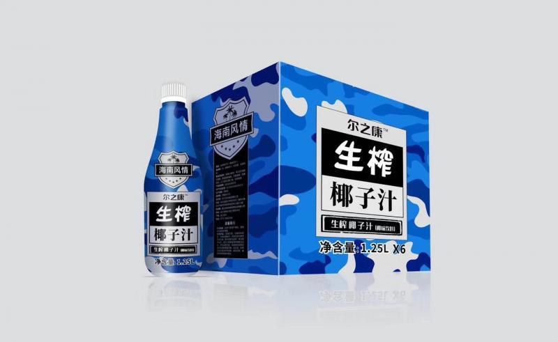 1.25L椰子汁2