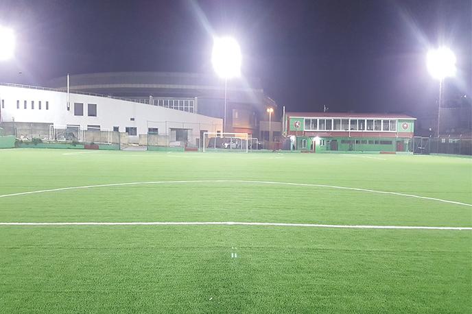 球场LED照明