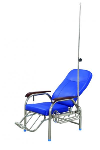 不锈钢输液椅