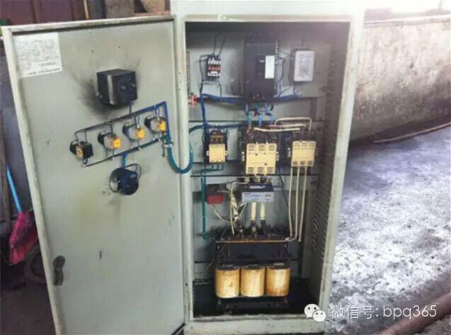 奥圣变频器节能控制柜在糖厂锅炉引风机上的应用