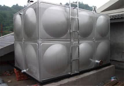 杭州不锈钢水箱项目
