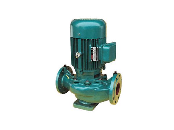 ISG系列管道式离心泵