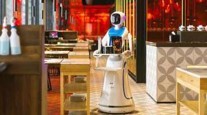 送餐機器人