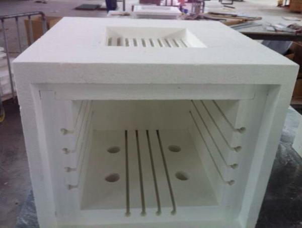 纤维电阻炉膛