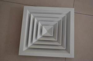 方型散流器