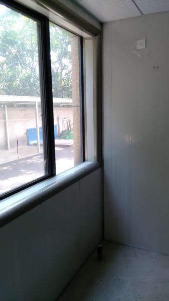 外圆柱包窗