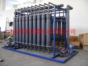 嘉興某化工廠污水深度處理設備