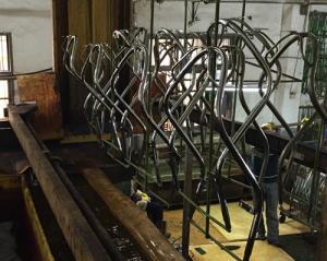 電鍍車間 Plating room