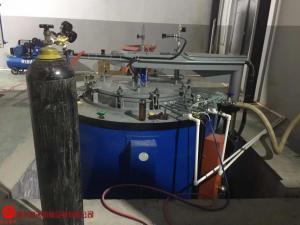 氣氛保護(無氧化)井式調質爐