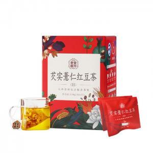 芡實薏仁紅豆茶