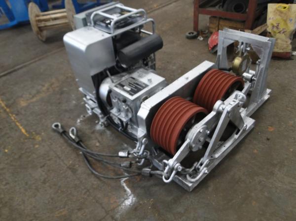 JJQ-50-F限载型机动绞磨