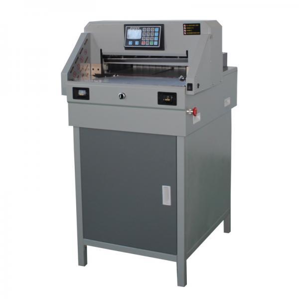 万德WD-4606S 程控切纸机 相册裁切