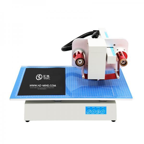 WD-825数码无版平板烫金机