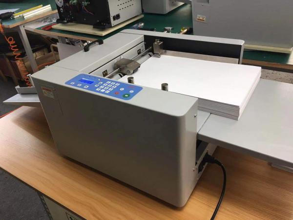 WD-6620 大容量全自动进纸数码压痕机 大容量