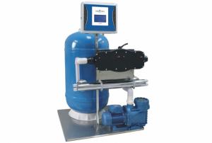 水武仕waternics 金属离子消毒器 泳池设备