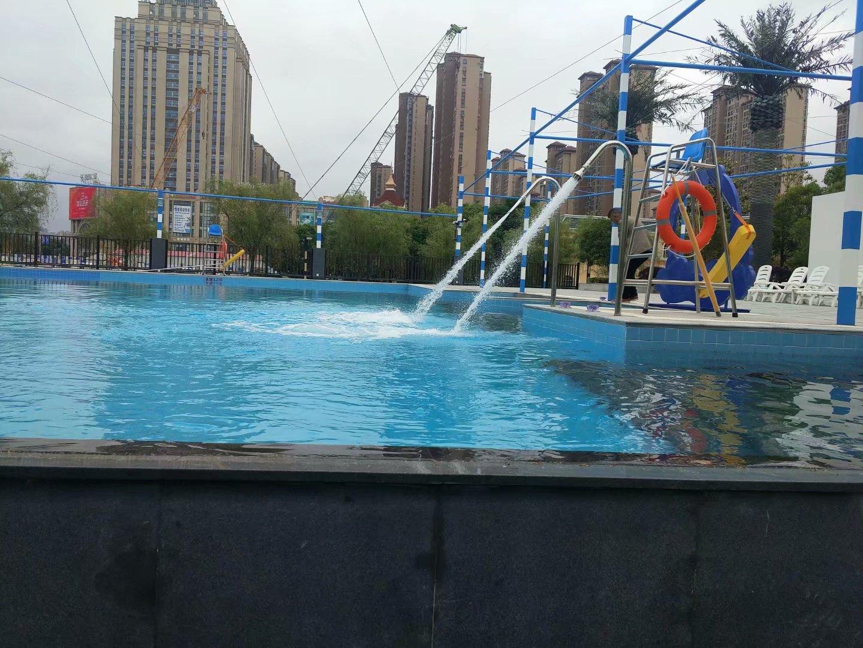 游泳池循環水處理