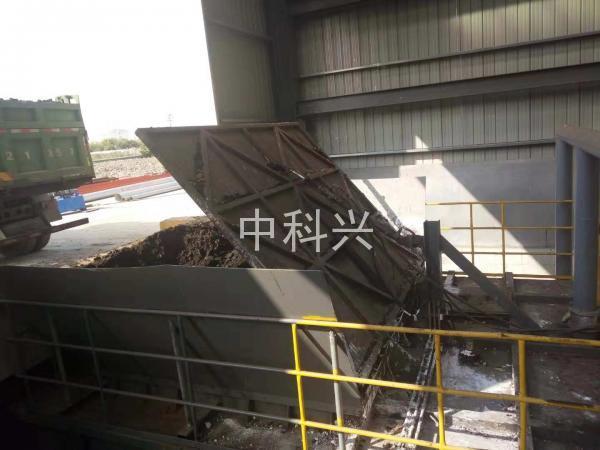 浙江污泥处理项目