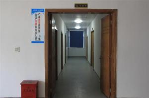 化驗室正門