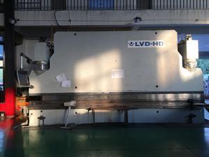 LVD-HD 6m高精度大吨位剪板折边刨槽机1