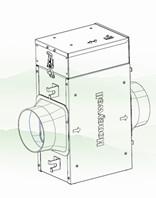 新風系統電子式空氣凈化機